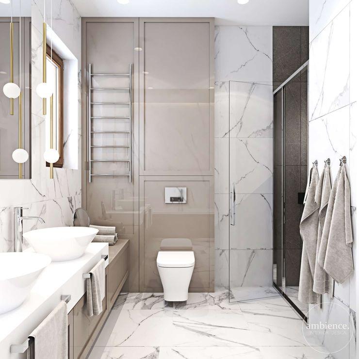 Ambience. Interior Design Salle de bain classique