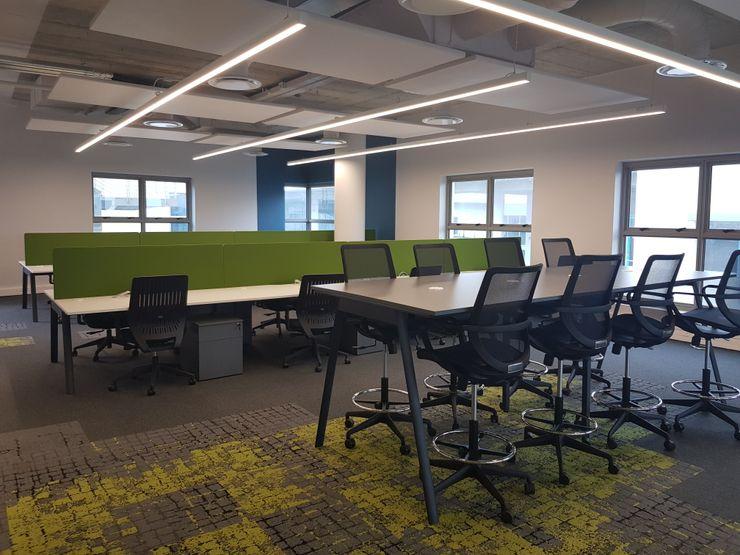 interior design workroom. Modern offices & stores