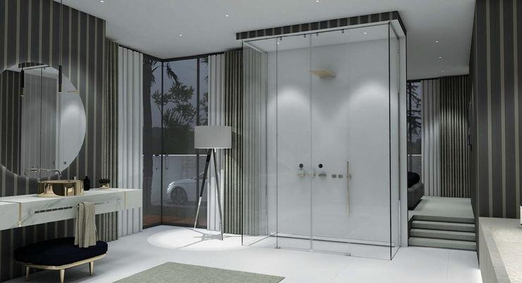 Fator Banho Minimalist style bathroom
