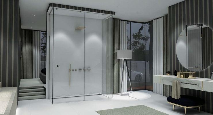 Fator Banho Modern bathroom
