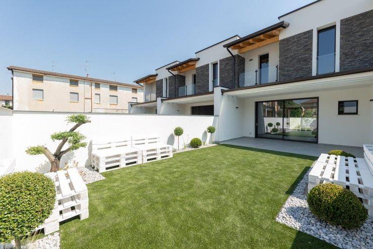 DA VINCI Luxury residence 2P COSTRUZIONI srl Villa a schiera