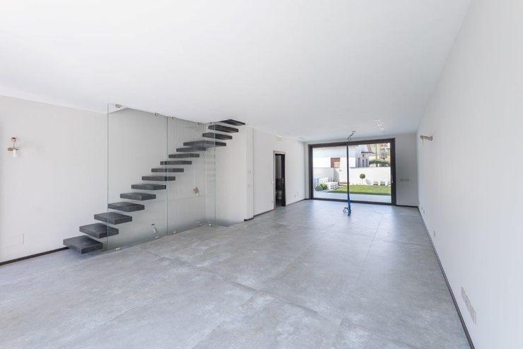 DA VINCI Luxury residence 2P COSTRUZIONI srl Soggiorno moderno