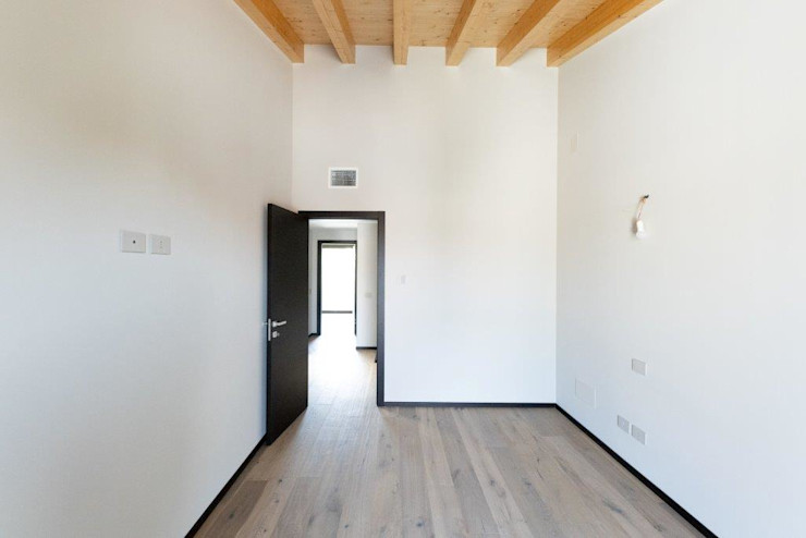 DA VINCI Luxury residence 2P COSTRUZIONI srl Camera da letto moderna