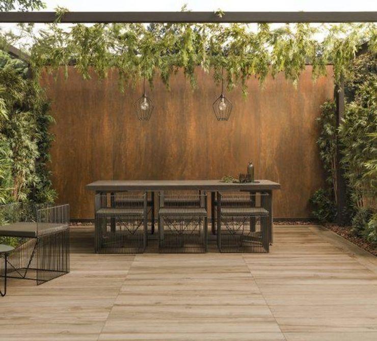 Modern Villa with Pool, Abingdon, Oxfordshire Abodde Luxury Homes Modern Garden