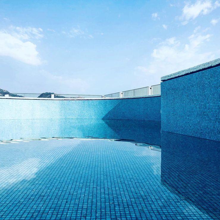 Swimming pool ROMAZZINO C.S. SERVICE SRL Hotel moderni
