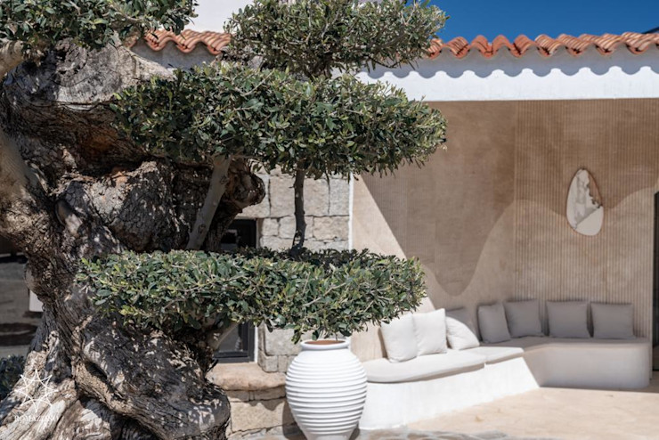 Courtyard ROMAZZINO C.S. SERVICE SRL Hotel moderni