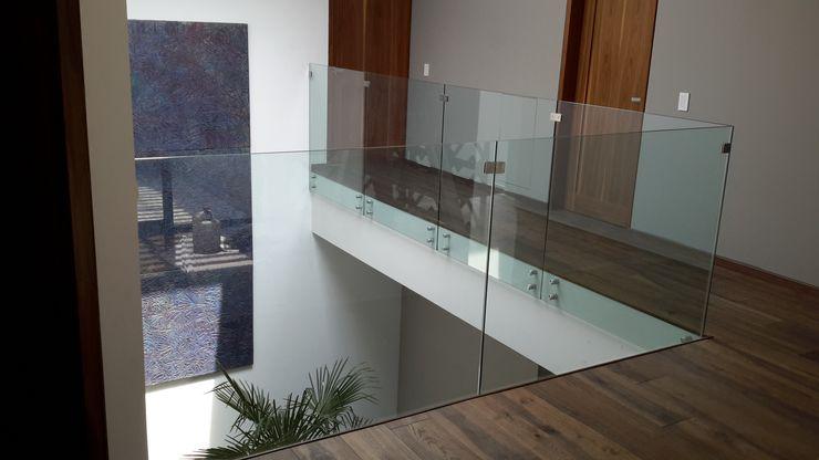 Merkalum Balcony Glass Transparent