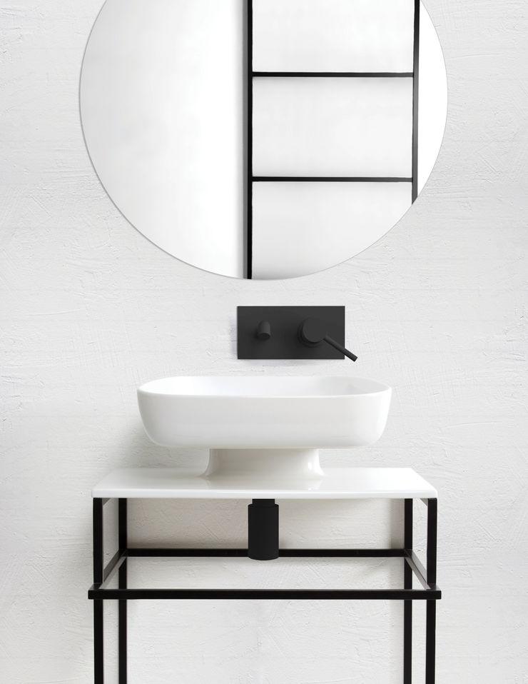 eto' Ванна кімната Керамічні Білий