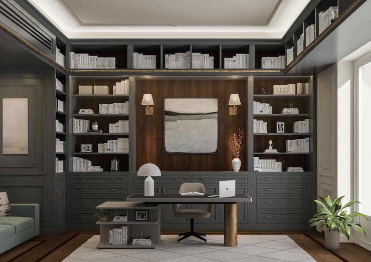 Appartamento in Milano, Magenta - 180mq Bongio Valentina Soggiorno in stile coloniale