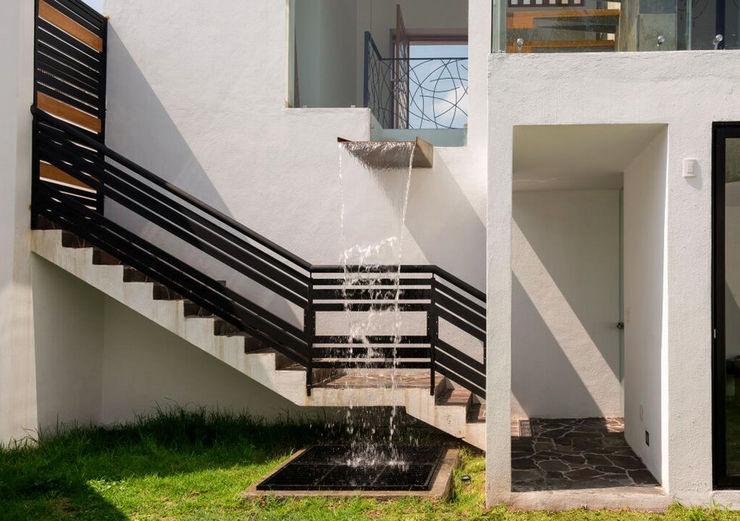 Fuente Piixan Arquitectos Jardines modernos