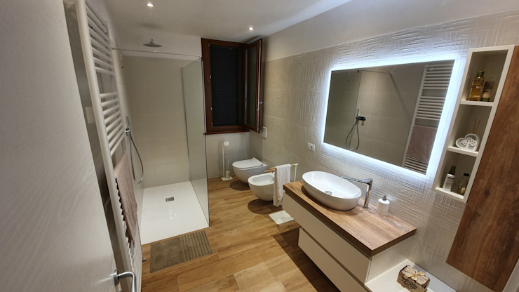Ciesse Srl Modern Bathroom