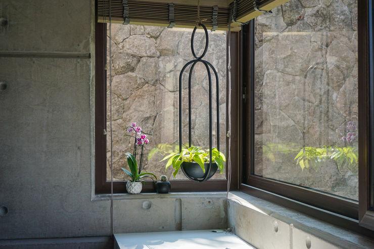 COLGANTE ASTRO Bonhomia Verde Dormitorios de estilo minimalista Hierro/Acero Negro