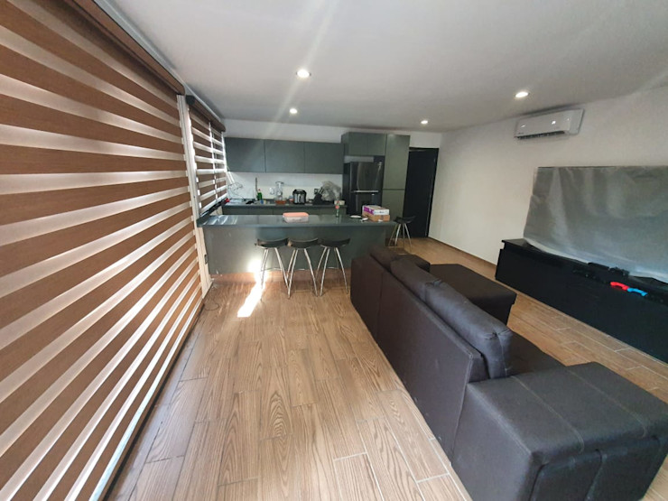 Arkontainers Modern living room