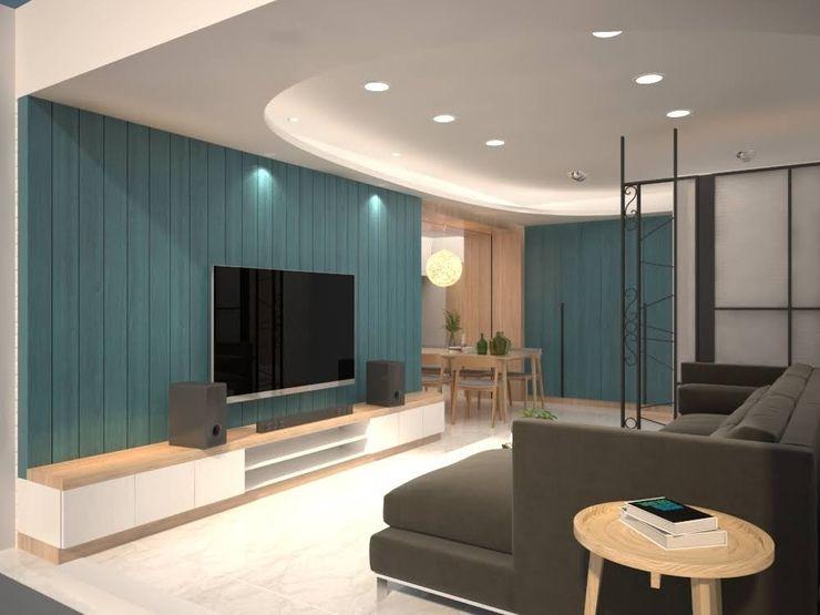 麥斯迪設計 Living room