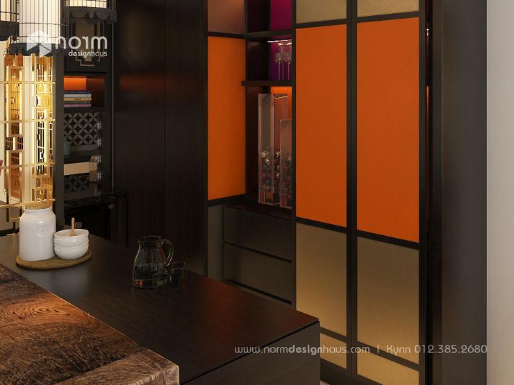 Norm designhaus Dapur Gaya Asia