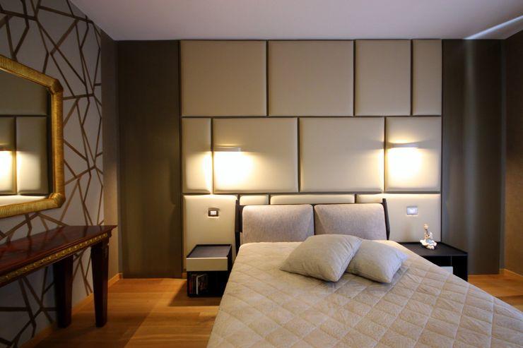 Studio Ferlenda Спальня Дерево Коричневий