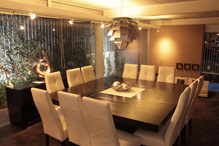 emARTquitectura Arte y Diseño Modern dining room
