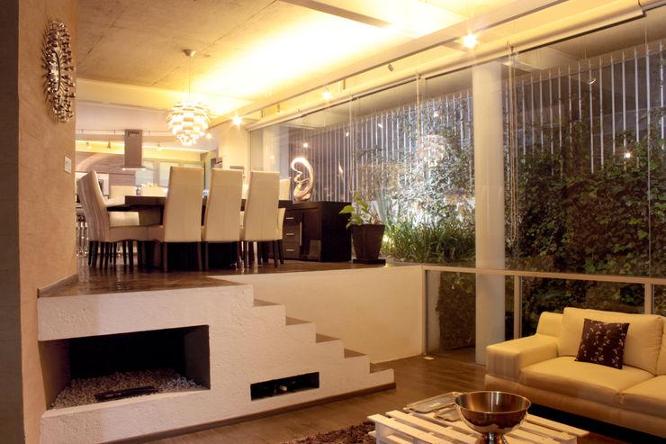emARTquitectura Arte y Diseño Modern Living Room