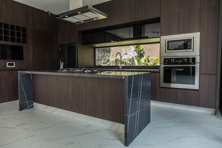 COCINA emARTquitectura Arte y Diseño Cocinas modernas