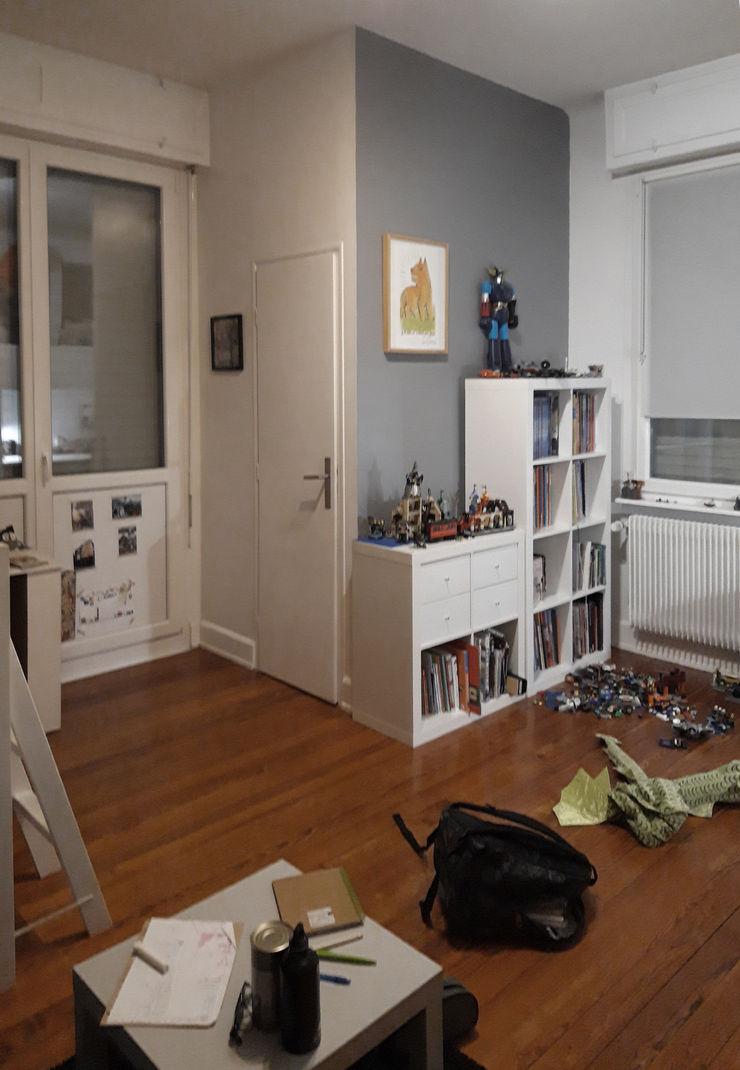 EXISTANT Lionel CERTIER - Architecture d'intérieur Chambre d'enfant moderne
