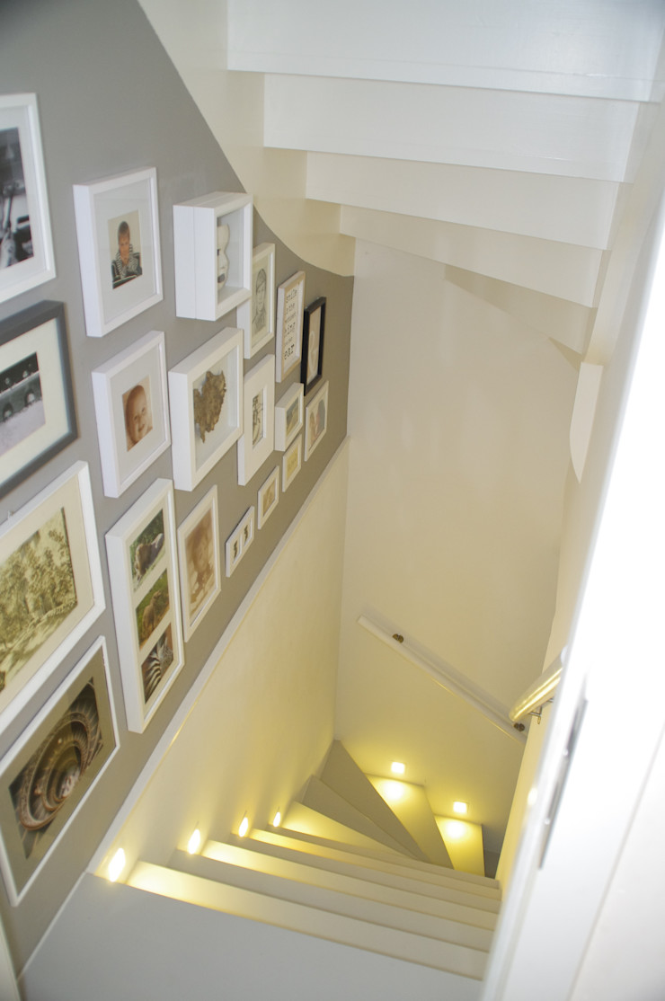 Kellerabgang nach Modernisierung Kempfer- Raumkonzepte Treppe