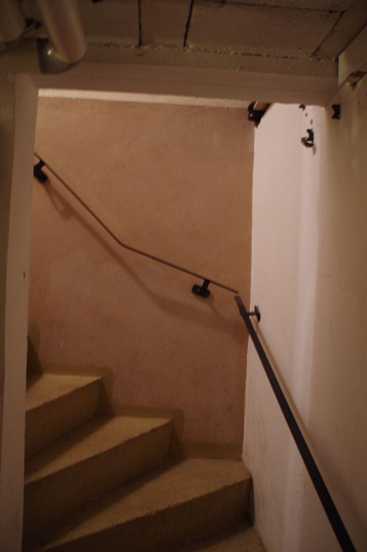 alter Kellerabgang Kempfer- Raumkonzepte Treppe