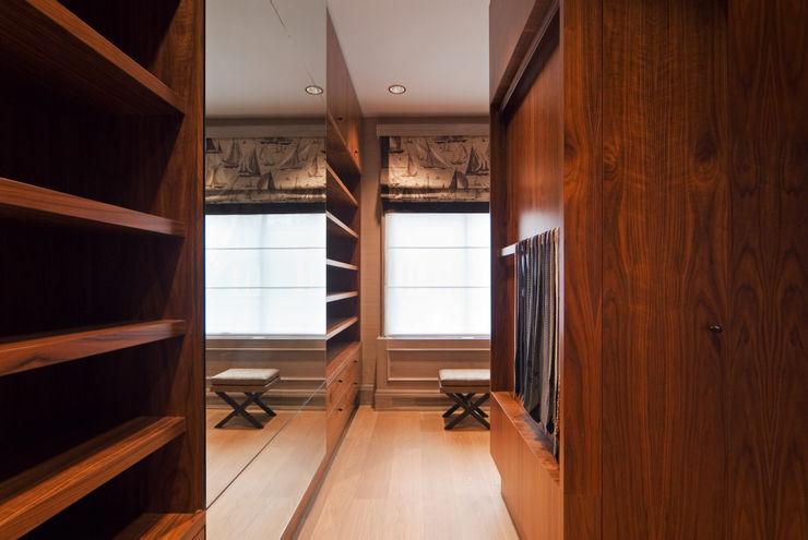 Stadsvilla Amsterdam Studio Groen+Schild Klassieke kleedkamers