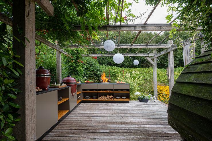 Sorgfältig ausgewählt. Freiluftküche   the real outdoor kitchen GartenMöbel