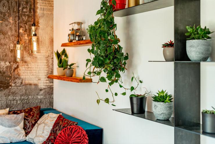Smola Schreinerei GmbH & CO.KG Living roomShelves