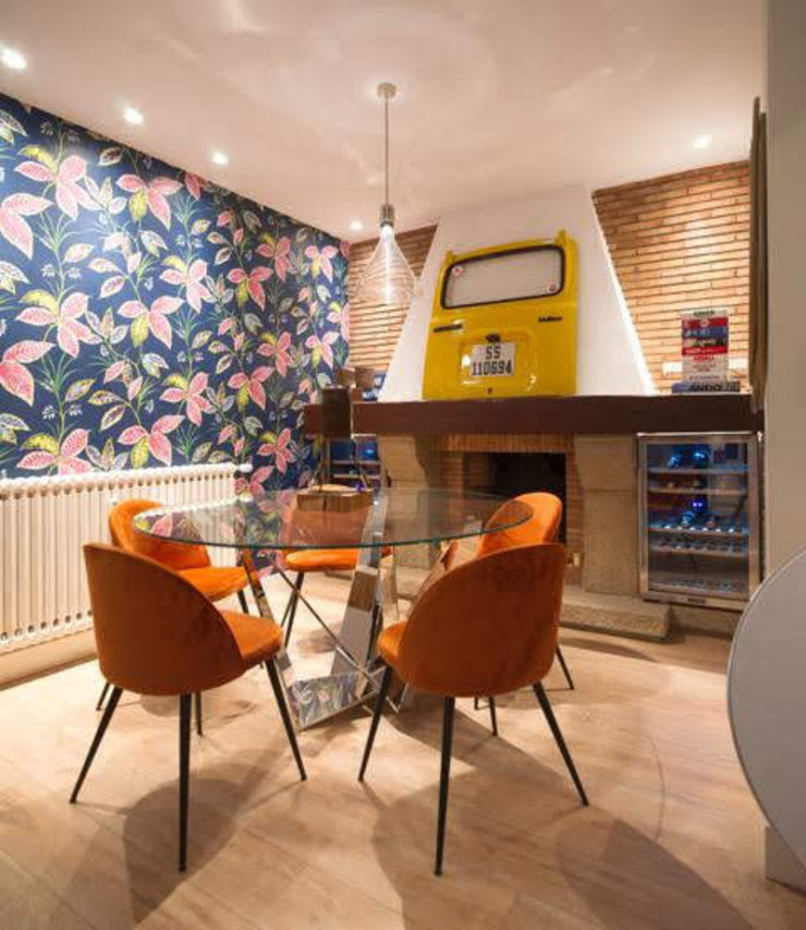 Spazio Vbobilbao Livings de estilo moderno