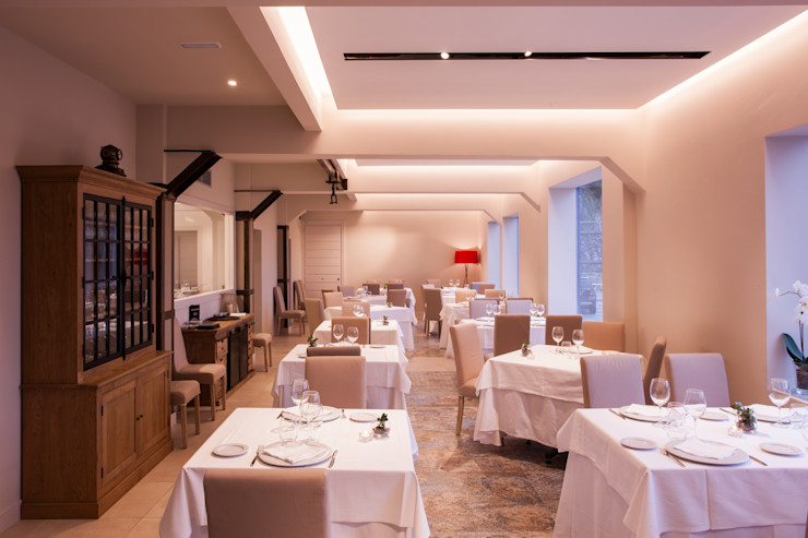 Spazio Vbobilbao Restaurantes