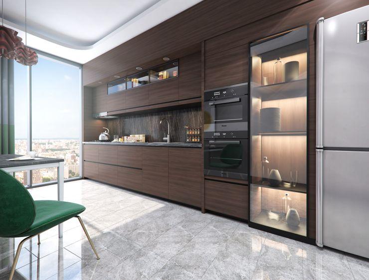 Zeray İnşaat A.Ş. Built-in kitchens