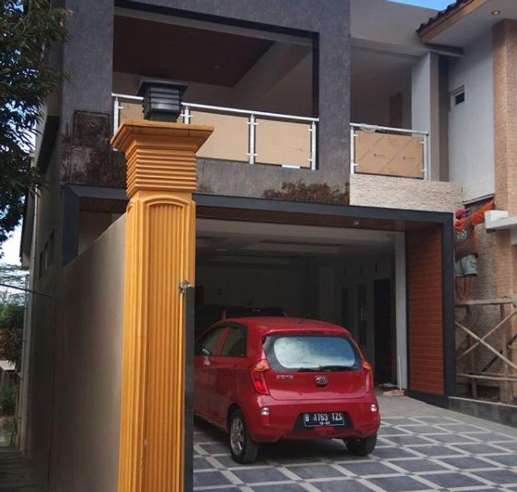 Alfaiz Design Balcony Stone Black