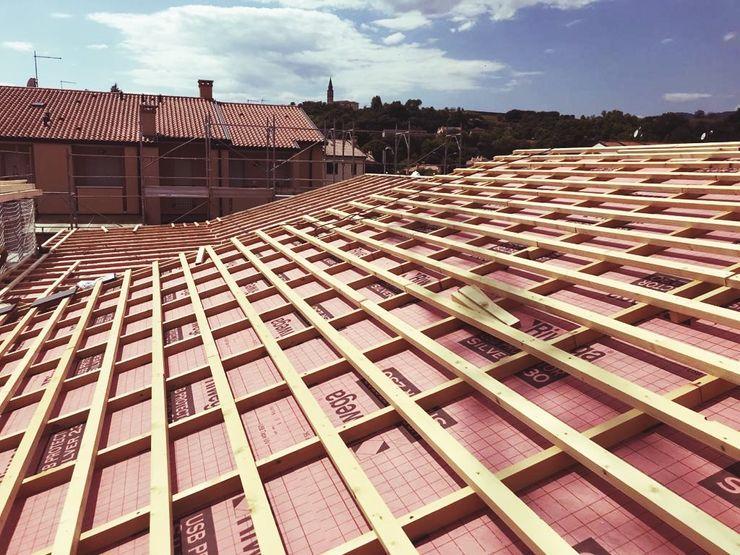 Dettagli del tetto ventilato Kit Casa Italia Tetto
