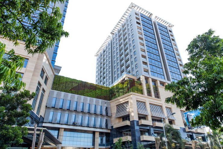 Beta Landscape Indonesia Hotels Aluminium/Zinc Multicolored