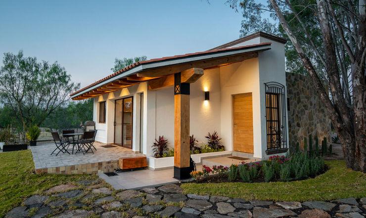 Casa - Frente A4 ARQUITECTURA Casas clásicas