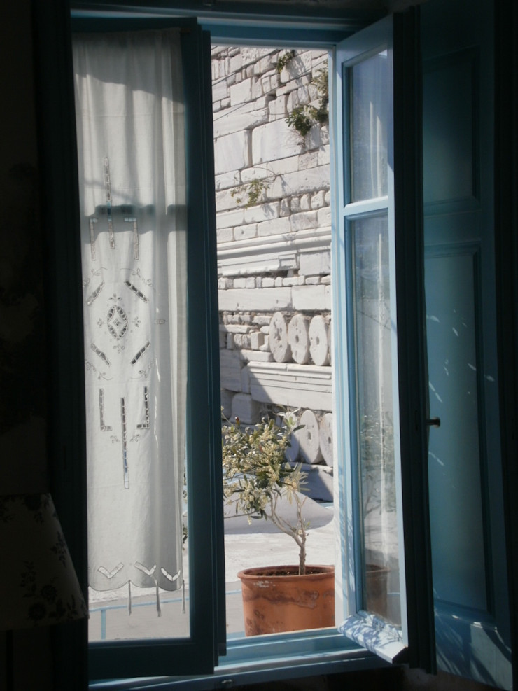 finestre studio patrocchi Finestre & Porte in stile mediterraneo