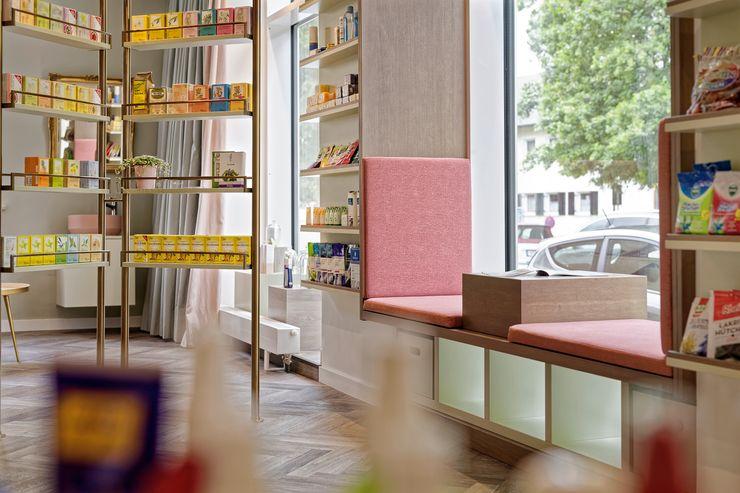 Heerwagen Design Consulting Office spaces & stores