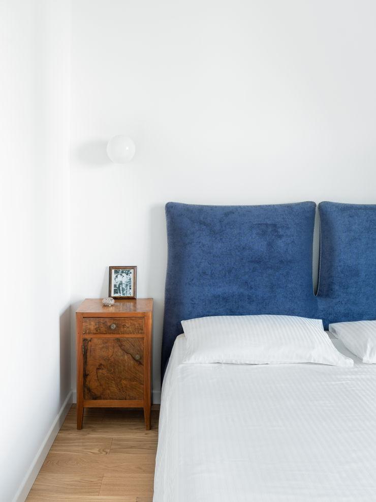 CAMERA MATRIMONIALE Cerra+Corbani Camera da letto minimalista