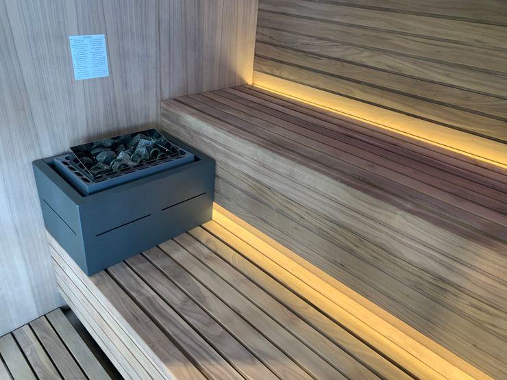SAUNA EFFEGIBI YOKU 80 INSTALACIONES NAVARRO HERMANOS S.L. Saunas