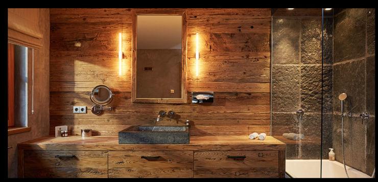 KITZ CHALET Novoline Modern hotels Wood Wood effect