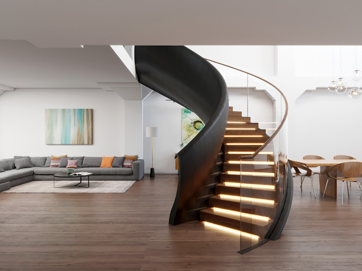 Siller Treppen/Stairs/Scale Tangga