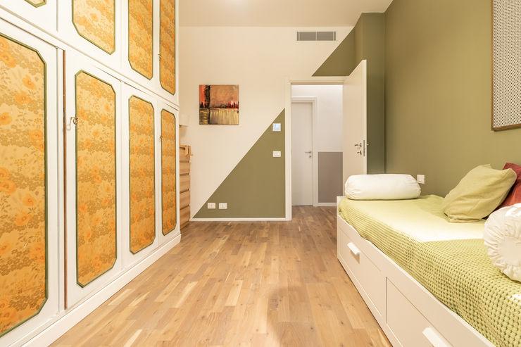 ARIA DI CASA Debra Sacchetti Camera da letto moderna Verde