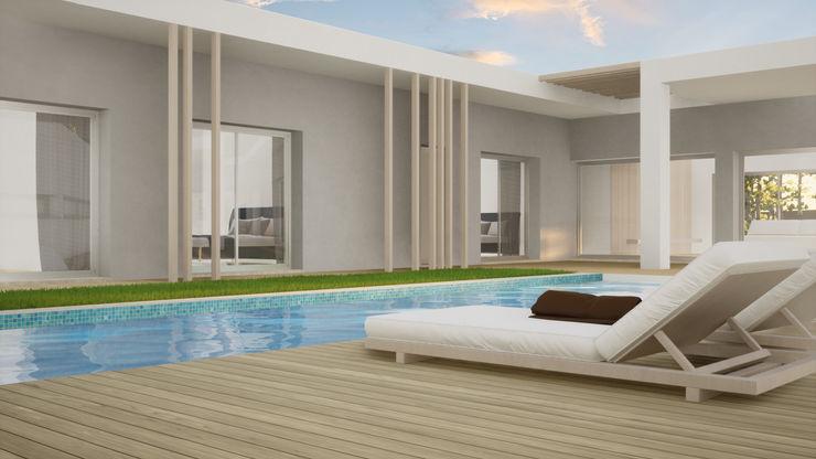 Escala Absoluta Modern Pool