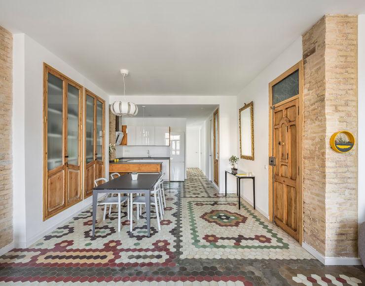Vivienda en Ruzafa tambori arquitectes Comedores de estilo moderno