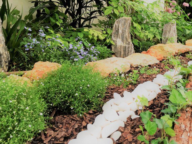 Jardines Feng Shui Zen garden