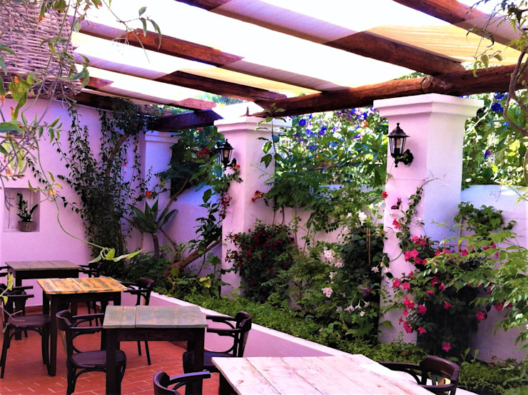 Jardines Feng Shui Front yard