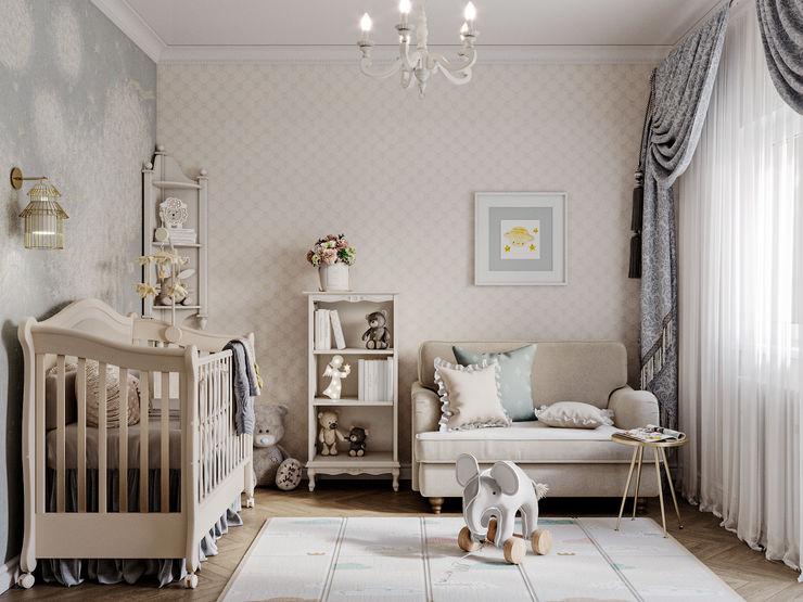 DesignNika Classic style nursery/kids room