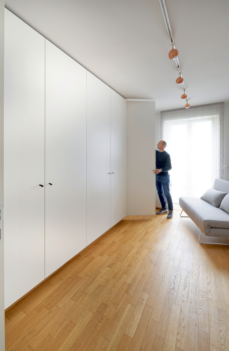 Heerwagen Design Consulting Dressing roomWardrobes & drawers