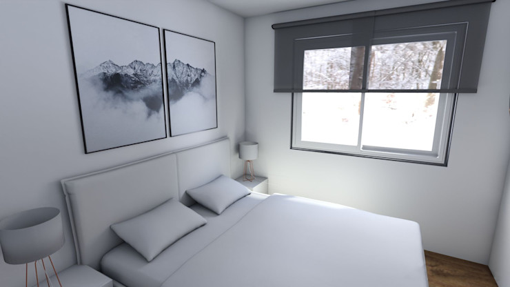 Dormitorio principal Gabi's Home